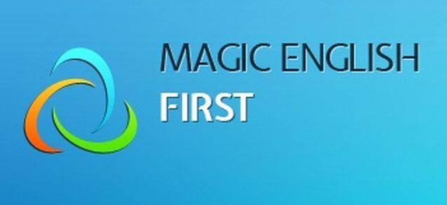 Magic English First