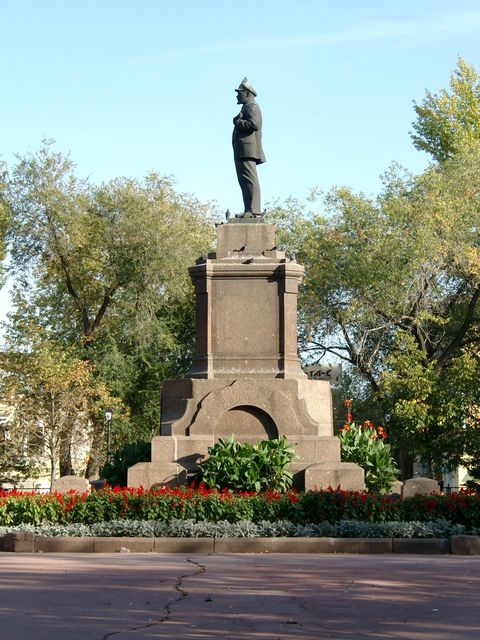 Ленин на площади революции