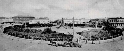 Площадь революции 1904