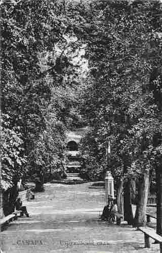 История Струковского сада