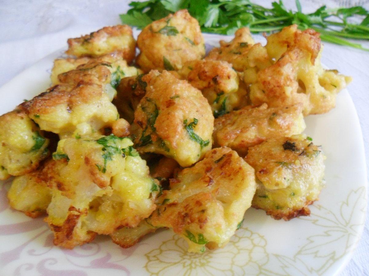 Блюда из жареных овощей