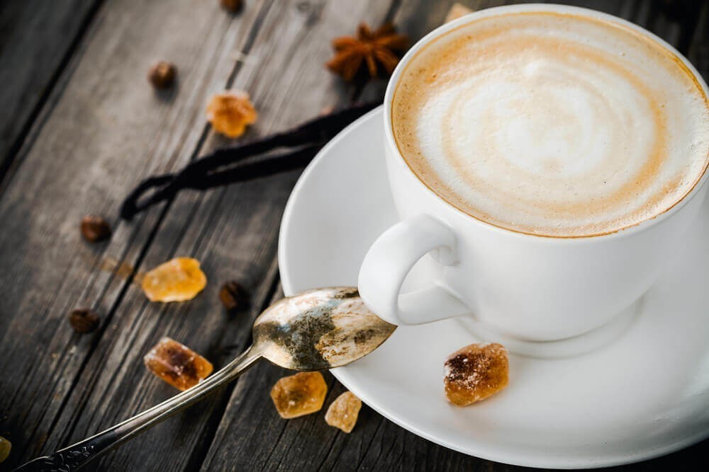 Рецепт кофе с мороженым