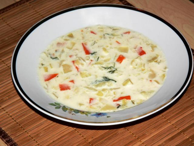 Рецепты супов с фото простые и вкусные